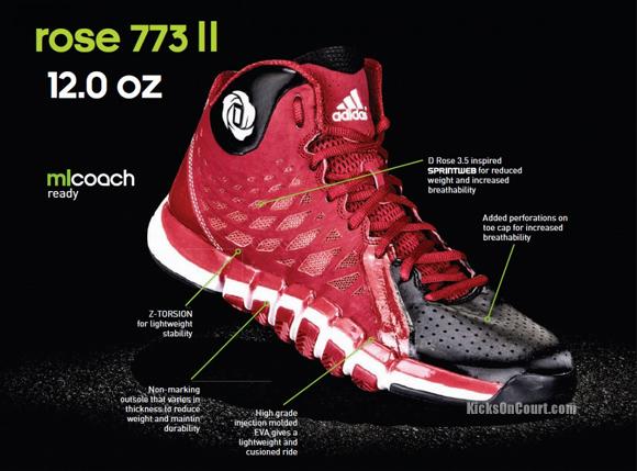 adidas rose 773 2 low