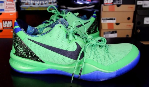 Nike Kobe 8 SYSTEM Elite Review and Comparison