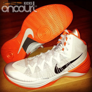 Nike Hyperdunk 2013 Orange Black