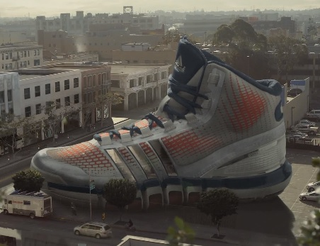 VIDEO adidas Debuts New TV Commercial - Quick Ain't Fair