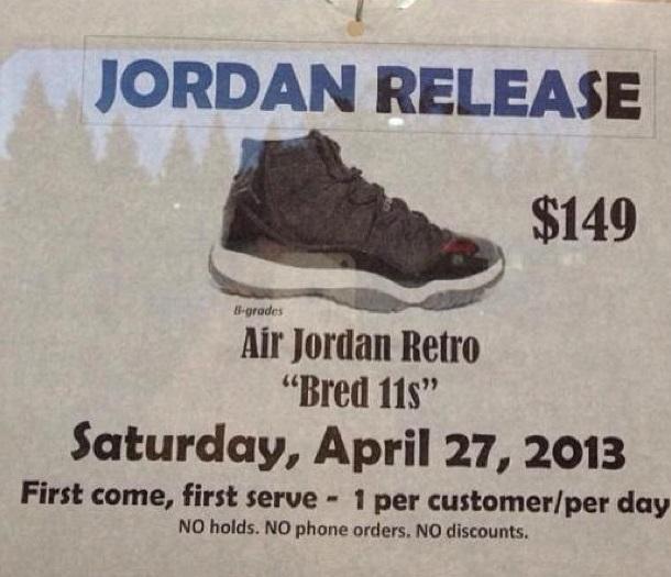Air Jordan Sortie Rétro Nike