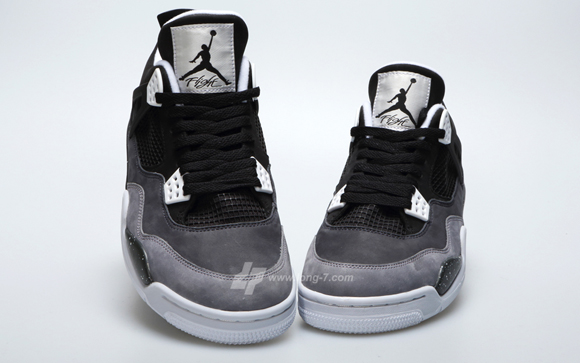 Air Jordan 4 Retro 'Fear Pack' 3