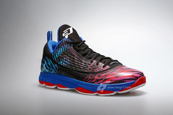 air jordan cp3 vi ae splash shoe