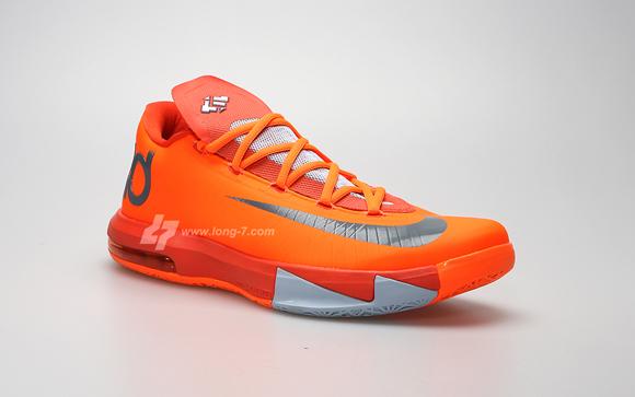 Nike KD VI 'Total Orange' - Detailed Look + Release Info 2 - Copy