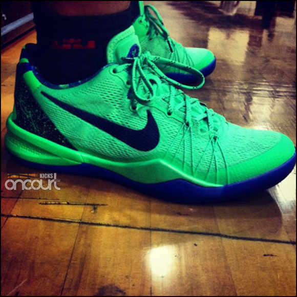 Nike Kobe 8 SYSTEM Elite Performance Review - WearTesters