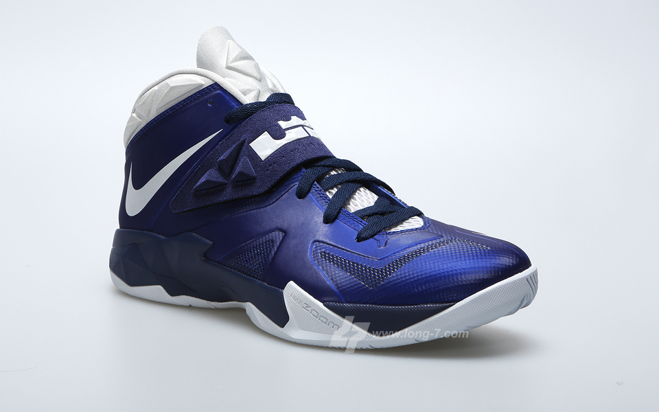 great fit 798b7 be94b Nike Zoom Soldier VII Deep Royal/ Pure Platinum - Medium ...