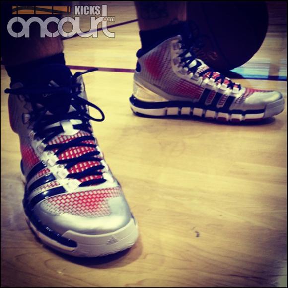 Adidas Crazyquick Opinión 3,5 Calle