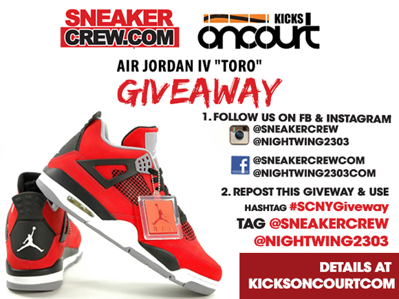 air jordan giveaway instagram
