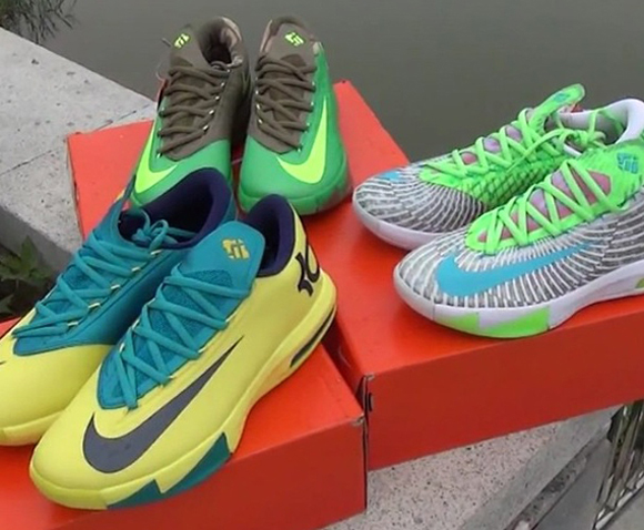huge discount c1d1e 4e8d9 ... Nike Zoom KD VI – Upcoming Colorways .