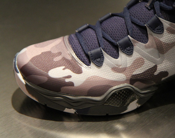 Air Jordan XX8 SE 'Camo' - Detailed Look 1