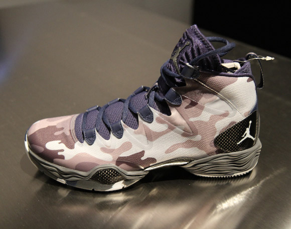 Air Jordan XX8 SE 'Camo' - Detailed Look 3