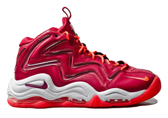 Nike Air Pippen Retro 'Noble Red' - Available Now