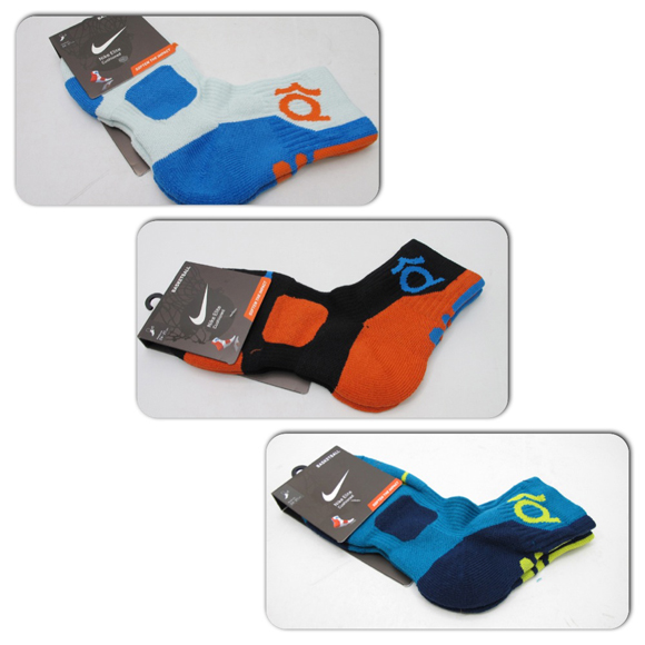 1974ae7e Nike Elite KD Quarter Cut Socks - WearTesters