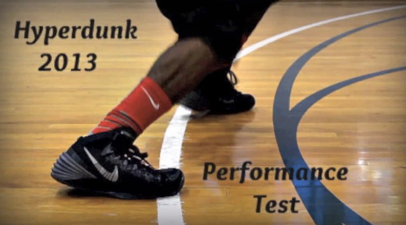 Nike Hyperdunk 2013 On-Court Performance Test with KickGenius - WearTesters