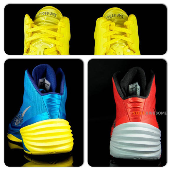 06ed3c9bdf32 nike hyperdunk 2013 team colorways