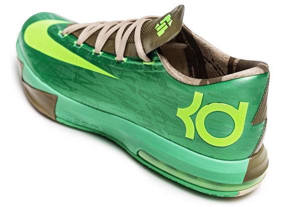 a7526d6af98b Nike KD VI  Bamboo  - Detailed Look + Release Info 10 - WearTesters