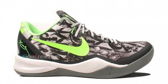 Nike Kobe 8 SYSTEM \u0026#39;Graffiti\u0026#39; - Detailed ...