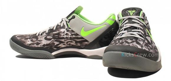 ... Nike Kobe 8 SYSTEM Graffiti - Detailed .