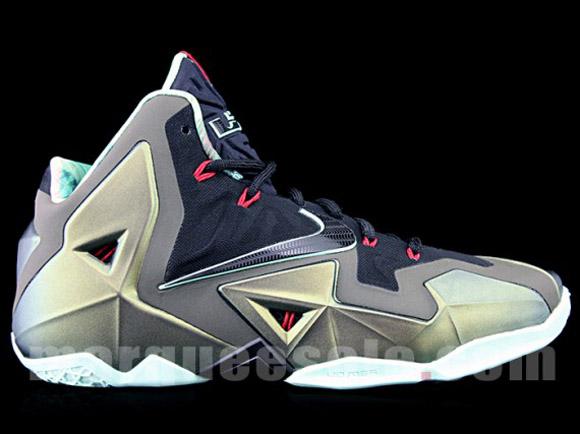 Nike LeBron XI - Up Close & Personal 1