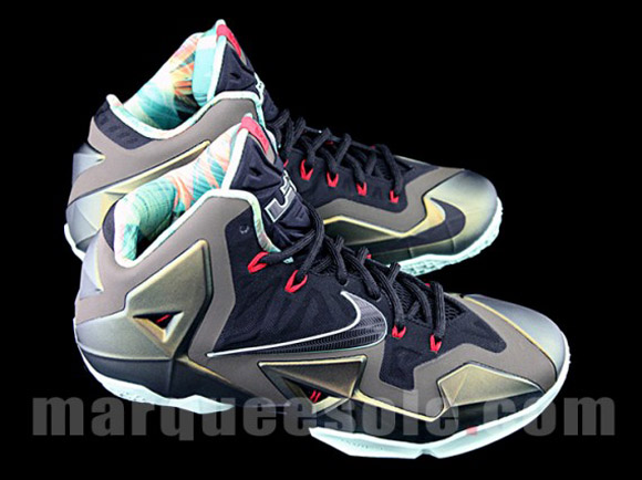 Nike LeBron XI - Up Close & Personal 4