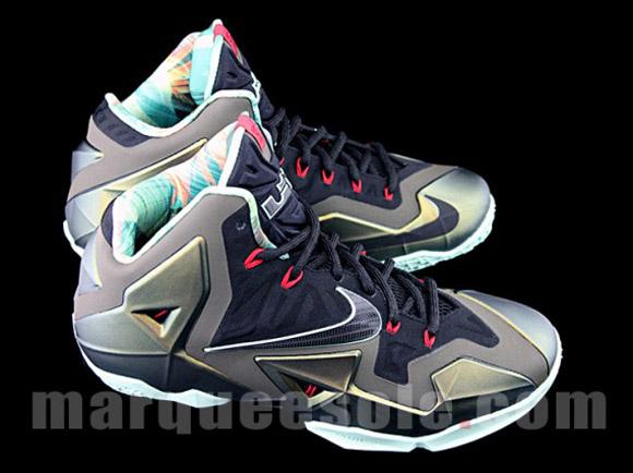 Nike LeBron XI - Up Close & Personal 4