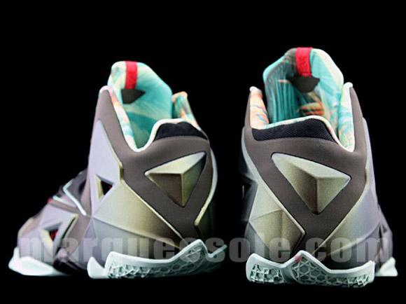 Nike LeBron XI - Up Close & Personal 5