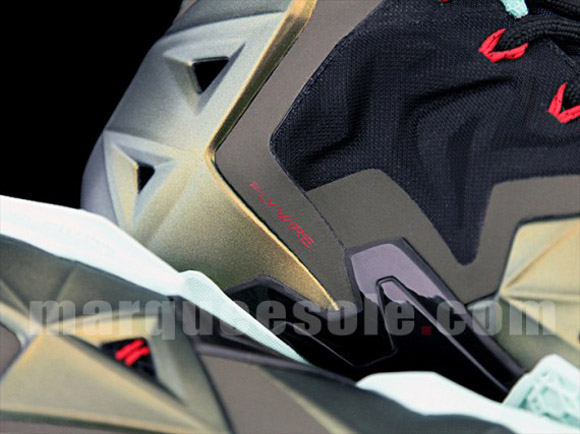 Nike LeBron XI - Up Close & Personal 6