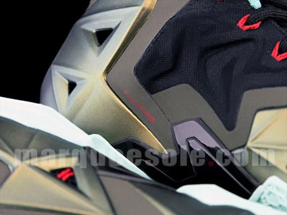 Nike LeBron XI - Up Close & Personal 6