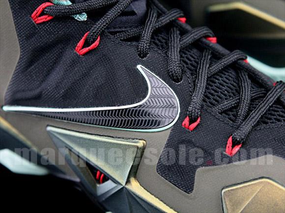 Nike LeBron XI - Up Close & Personal 7