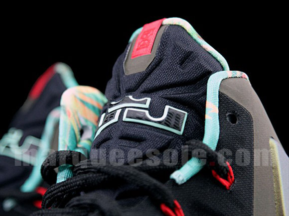 Nike LeBron XI - Up Close & Personal 8