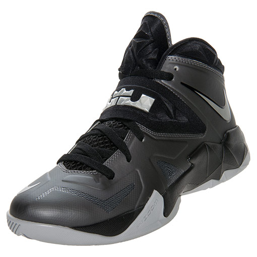lebron zoom soldier 7 black
