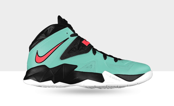 Nike Zoom Soldier VII NIKEiD - Available Now 1
