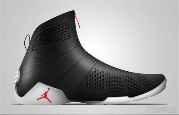 Designer Brett Golliff Reinvents the Air Jordan Line