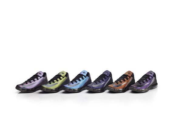 Kd 6 Chroma Blue Pe Nike Womens Running Shoes Aqua  P60