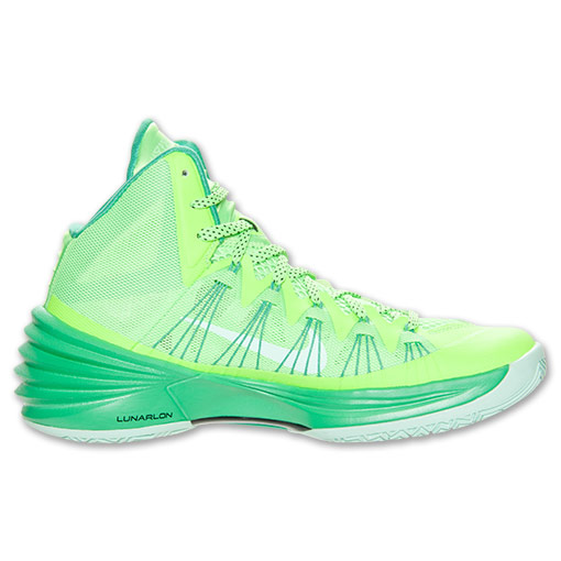 Nike Hyperdunk 2013 Flash Lime Arctic Green - Available Now 4