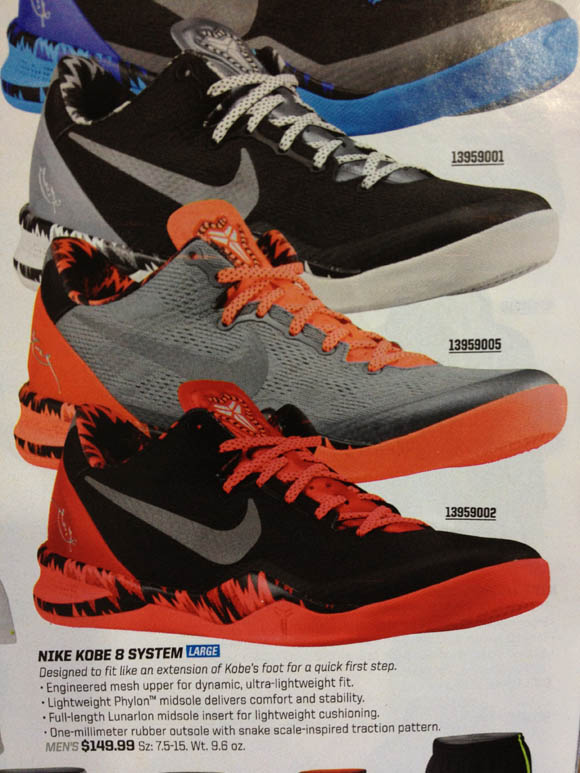 Nike Kobe 8 System PP Black Purple