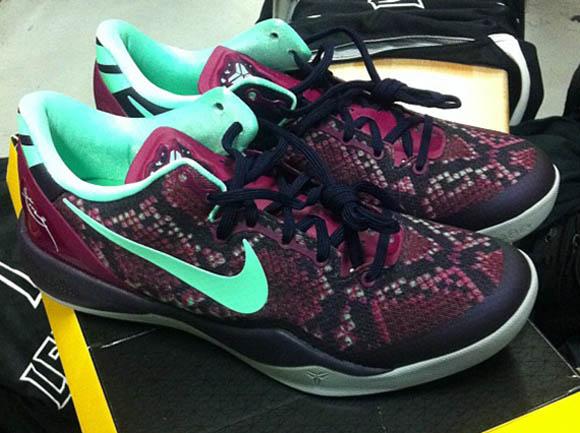 Nike Kobe 8 SYSTEM 'Pit Viper