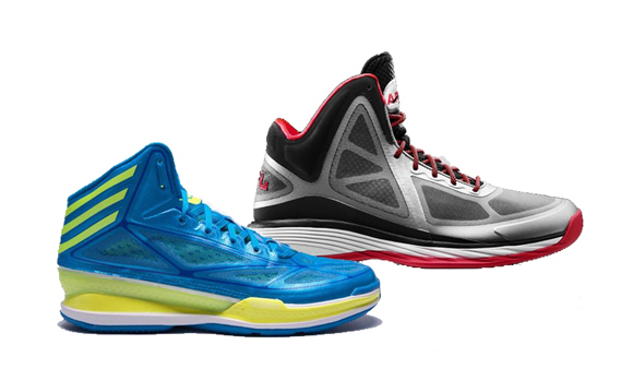 Cool Basketball Shoes 2013