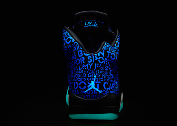 premium selection cd433 c4678 Air Jordan 5 Retro Doernbecher - Detailed Look + Release ...