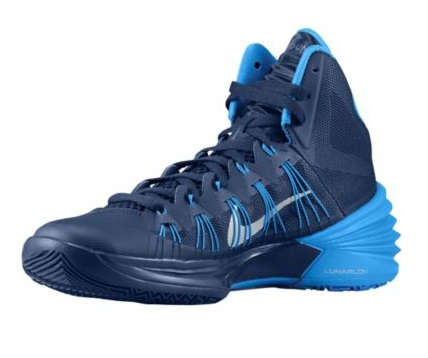26a7dd616be3 discount nike hyperdunk 2013 navy blue and white 702ac 0c386