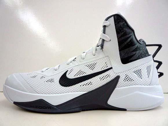 popularna marka szukać Pierwsze spojrzenie Nike Hyperfuse 2013 Pure Platinum - WearTesters