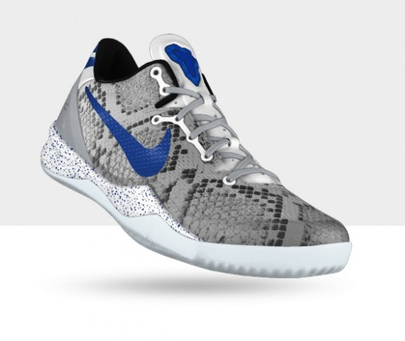 Nike Kobe 8 SYSTEM iD – Pit Viper Option Available Now