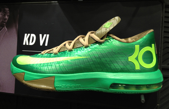 Nike Zoom KD VI 'Bamboo' - Available Now