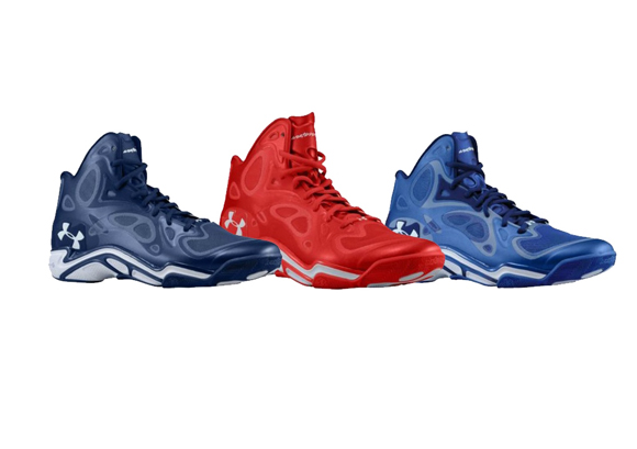 Under Armour Anatomix Spawn TB Colorways - Available Now