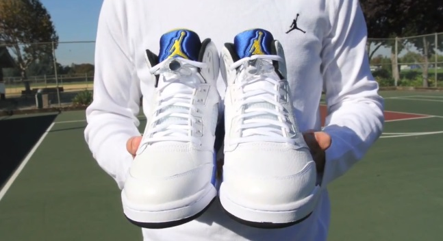 air jordan retro laney