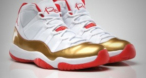 Air Jordan XI (11) Ray Allen 2-Rings PE