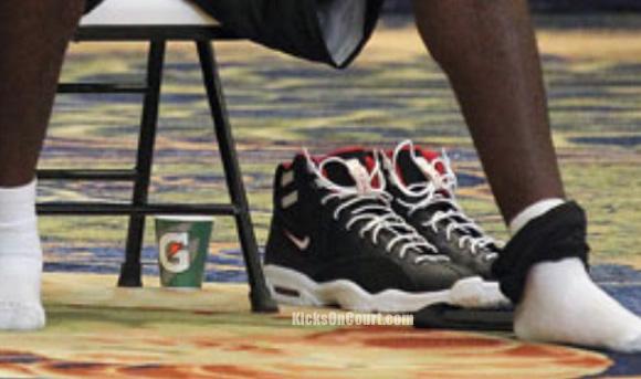 Greg oden shoes heat
