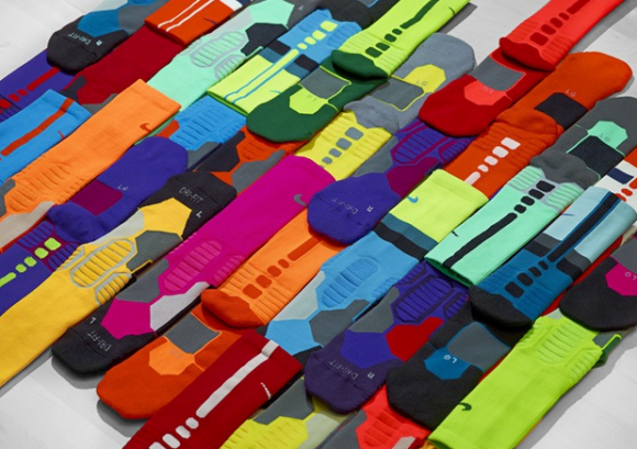 Introducing the Nike Hyper Elite Basketball Crew Socks 4