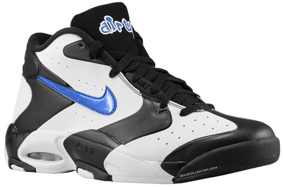 Nike Air Up '14 Black Game Royal - White - Detailed Look + Release Info 1