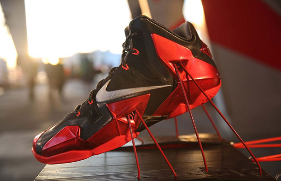 official photos b7a61 3173a Nike LeBron James 11|11 Experience - Event Recap - WearTesters